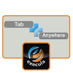 Picture of Execula - Tab Anywhere
