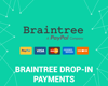 PayPal BrainTree SCA, PD2, 3D Secure 2.0 (foxnetsoft) の画像