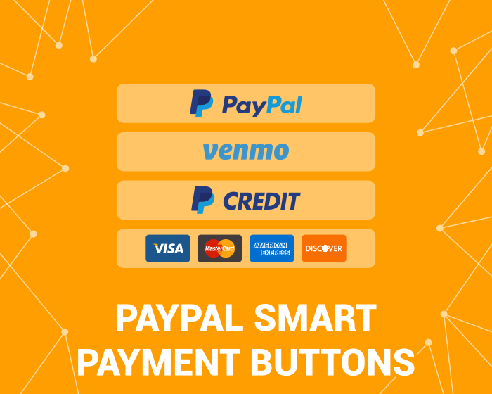 Изображение PayPal Smart Payment Buttons (foxnetsoft)