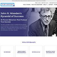The John R. Wooden Course