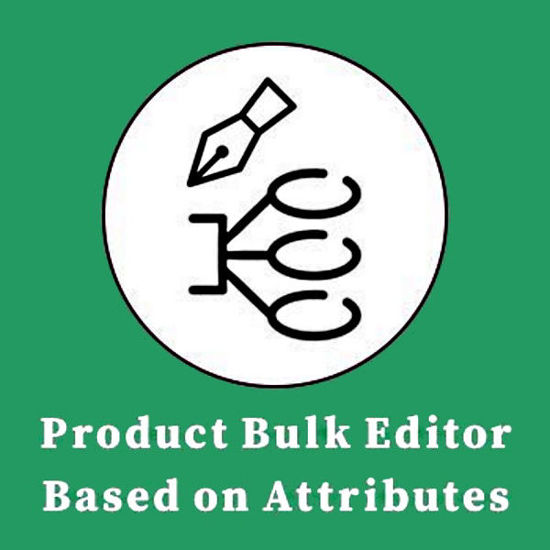 Picture of Product Bulk Editor Based on Attributes Plugin
