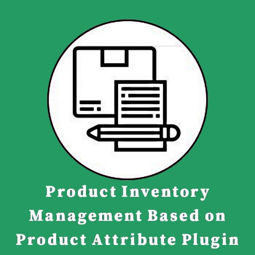 Изображение Product Inventory Management Based on Product Attribute