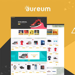 Picture of Nop Aureum Theme, responsive + bundle plugins