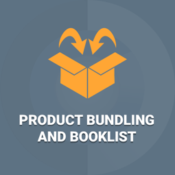 Picture of Product Bundling and Booklist plugin