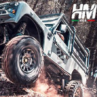 HM 4X4 OFFROAD SHOP MADE IN ITALY