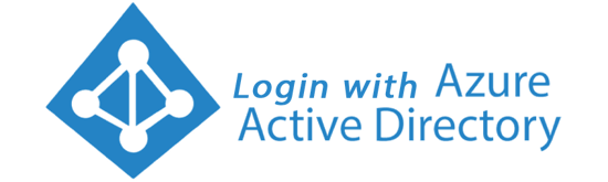 Login with Azure Active Directory の画像