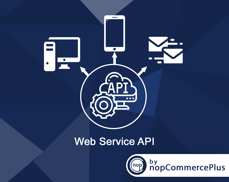 Изображение Web Service API Plugin (By nopCommercePlus)
