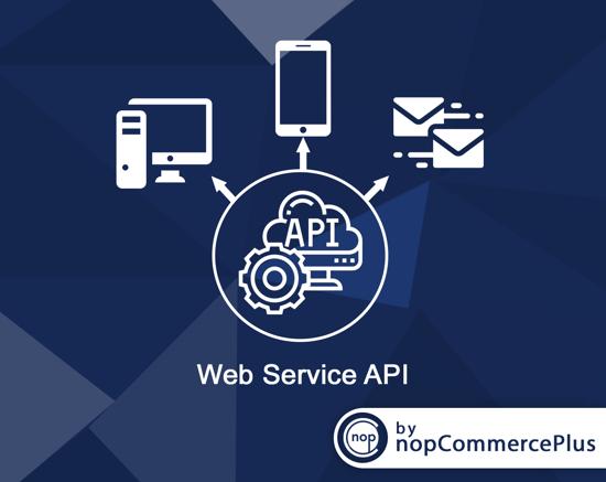 Picture of Web Service API Plugin (By nopCommercePlus)