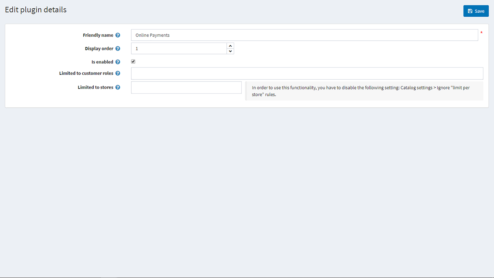 Picture of PayU Biz Seamless Integration plugin(By nopCommercePlus)