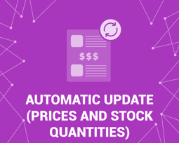 图片 Automatic Update (prices and stock quantities)