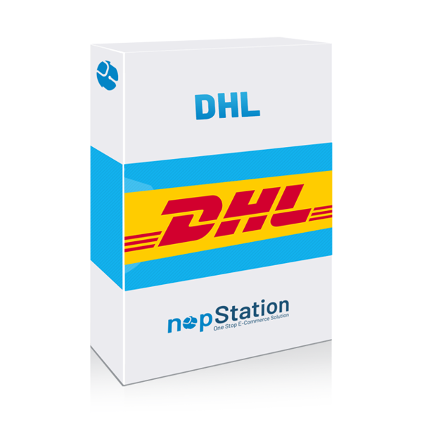 Picture of DHL shipping plugin