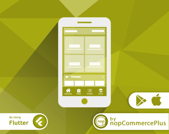 Picture of Admin-Vendor Mobile App: Flutter (By nopCommercePlus)