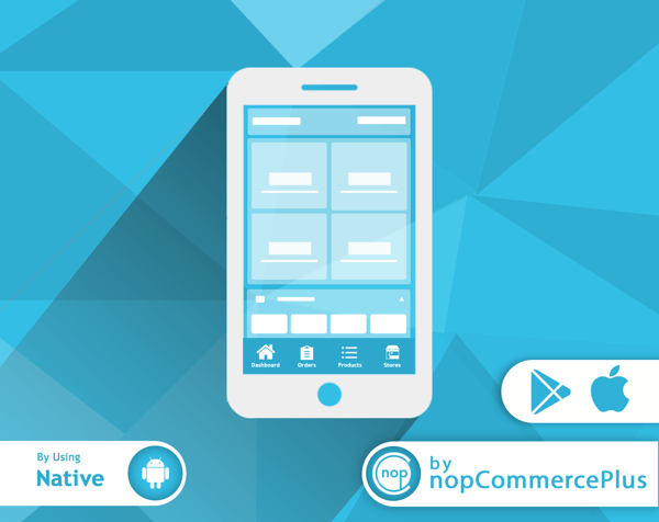 Picture of Admin-Vendor Mobile App: Native (By nopCommercePlus)