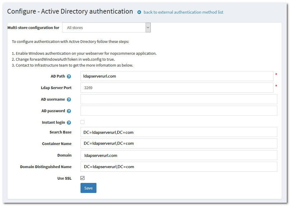 Picture of Active Directory Integration / LDAP Integration