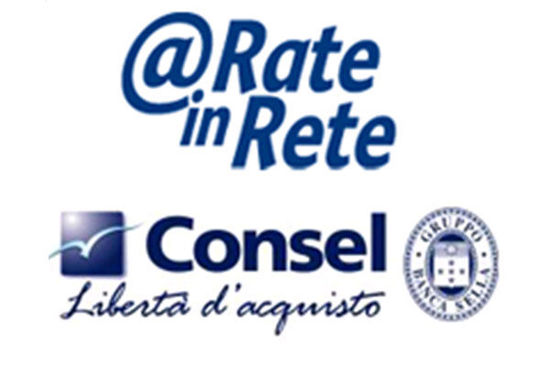 """Consel @ Rate in Rete"" payment plugin の画像"