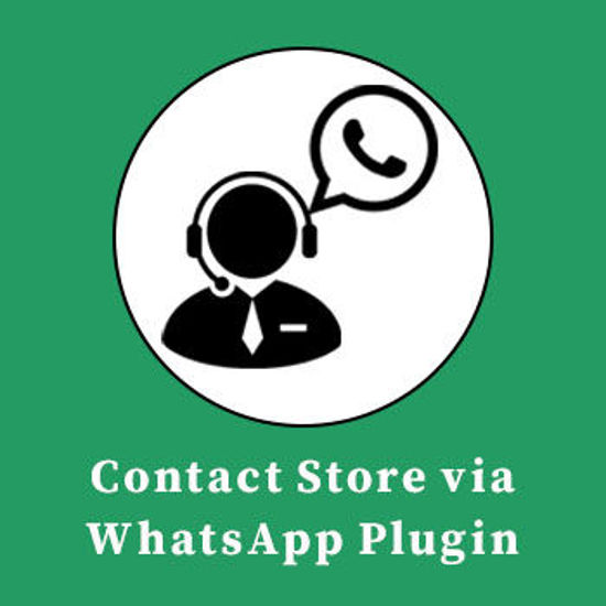 Picture of Contact Store via WhatsApp Plugin (HyperNop.com)