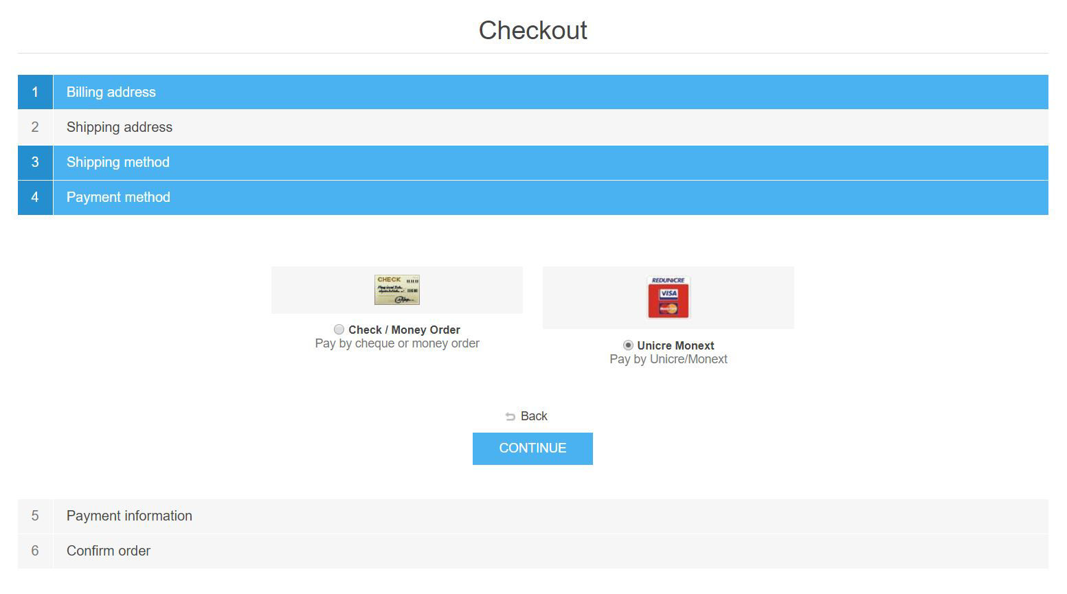 Picture of Unicre-Monext (Payline) payment plugin