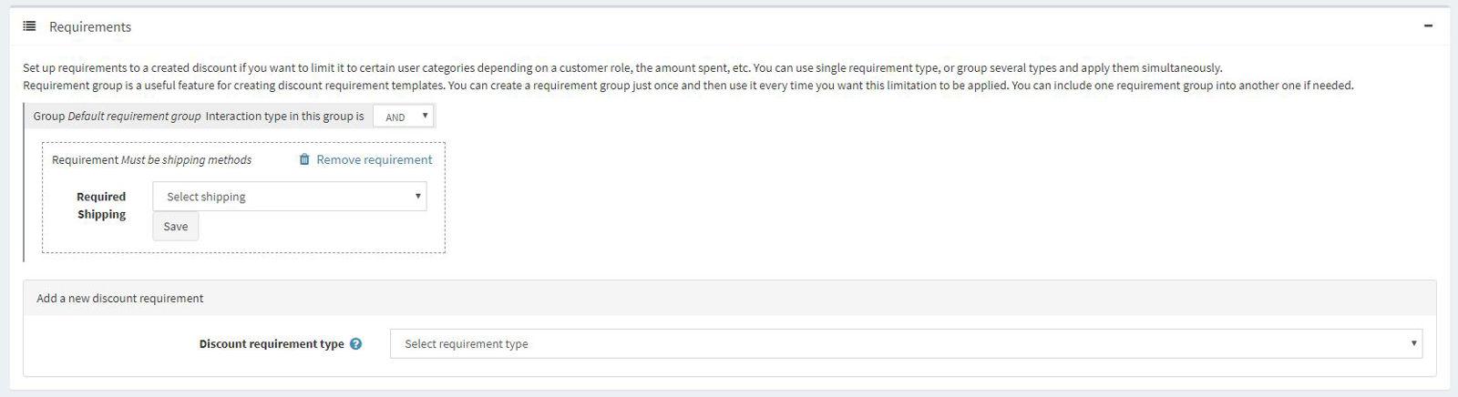 Picture of Discount plugins  (nop4you.com)