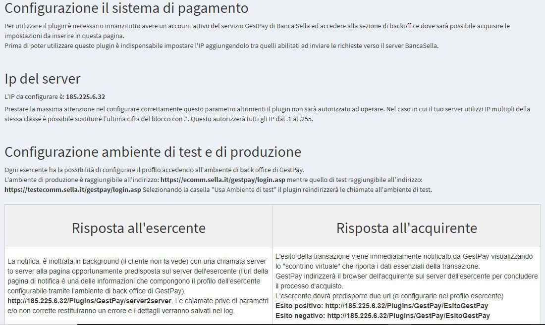 Picture of Modulo di Pagamento GestPay