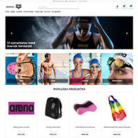 Swimstore by arena