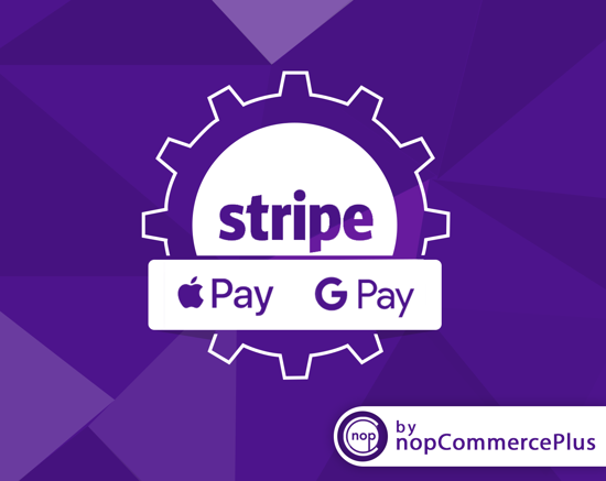 Image de Stripe Google & Apple Pay (By nopCommercePlus)