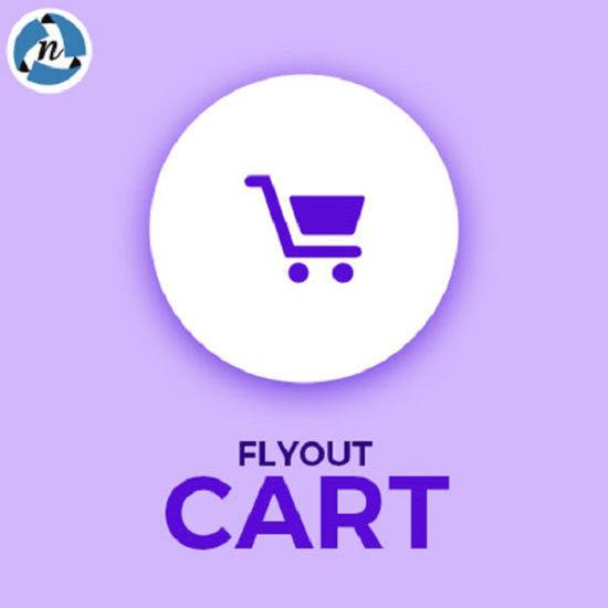 Bild von Custom Flyout Cart