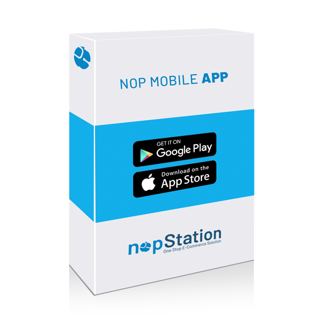 Picture of Nop Native Mobile App (iOS & Android)