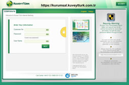 Picture of KuveytTurk payment plugin for Turkey