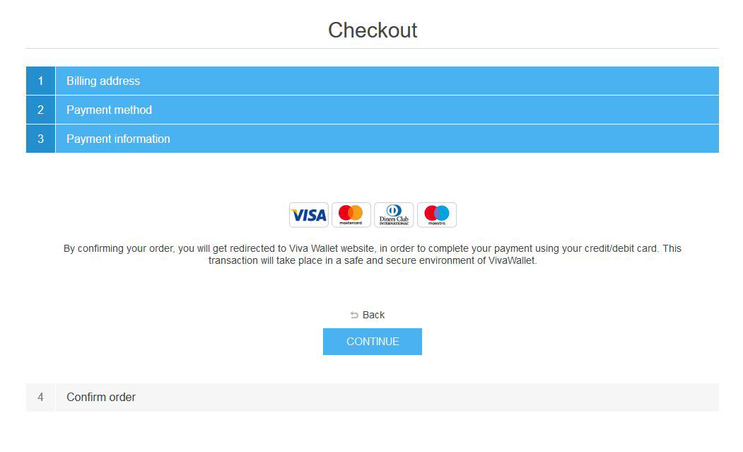 Viva Wallet Redirection Payment Plugin の画像