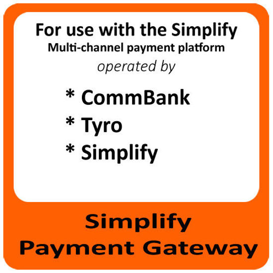 Picture of Simplify Commerce Payment Plugin