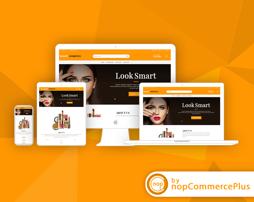 Beauty Cosmetics Theme (By nopCommercePlus) の画像