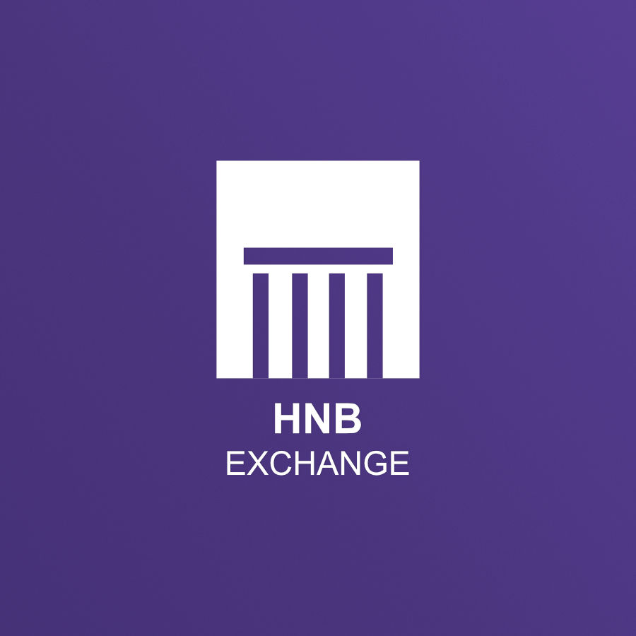 Picture of HNB (Croatian national bank) exchange rate