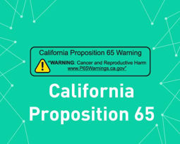图片 California Proposition 65 (Geofence content) (foxnetsoft)