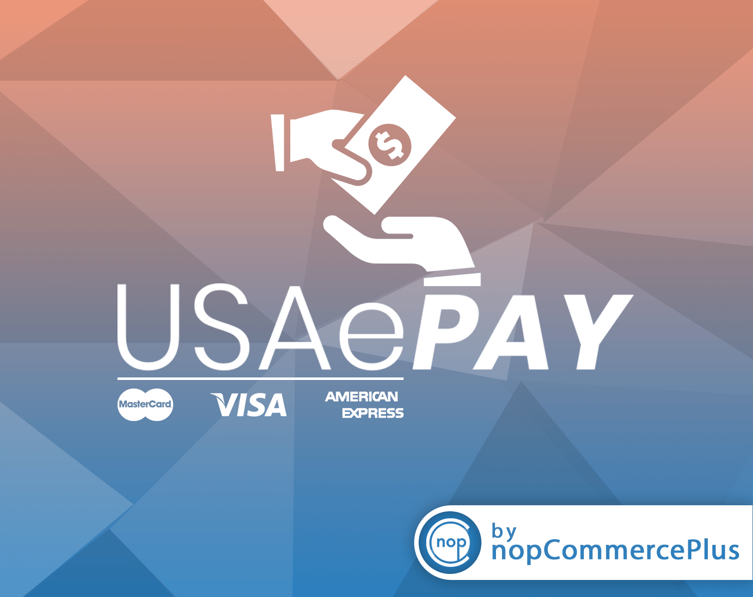Picture of USAePAY Payment plugin (By nopCommercePlus)