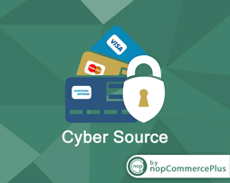 Bild von Cyber Source payment plugin (By nopCommercePlus)
