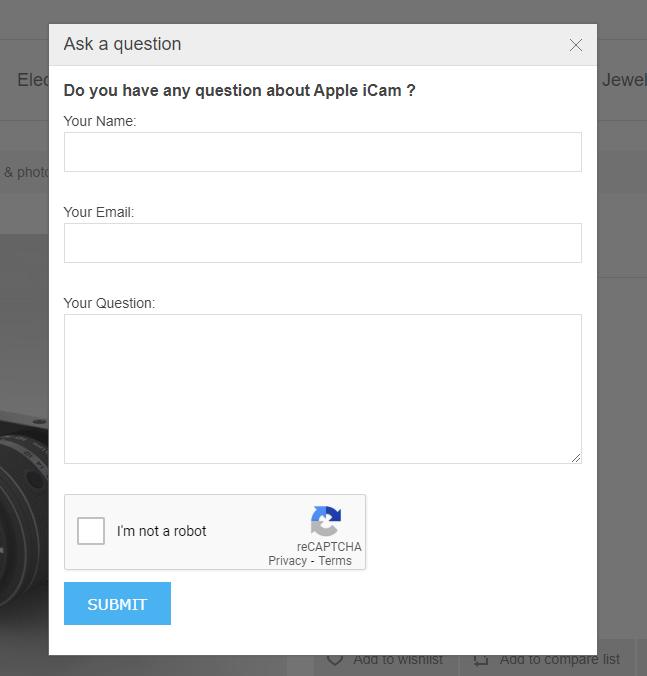 Imagen de Ask a Question