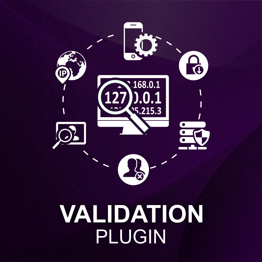 Picture of Validation plugin (Dev-Partner.biz)