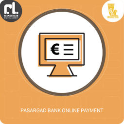 Picture of Pasargad  payment gateway