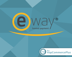Picture of eWay hosted Payment plugin (By nopComercePlus)