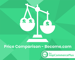 Bild von Price Comparison - Become.com plugin (By nopCommercePlus)