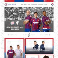 FC Hajduk Webshop