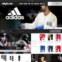 Adidas Fight Equipment
