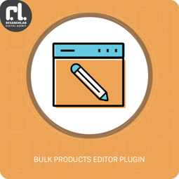Picture of Products Bulk Editor