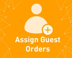 Picture of Assign Guest Orders (foxnetsoft.com)