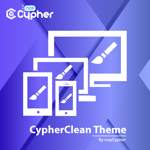Picture of CypherClean Bootstrap 4 theme