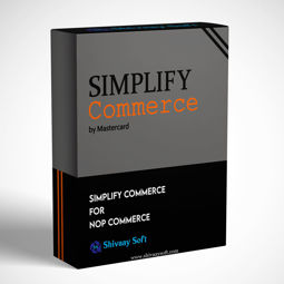 Изображение Simplify Commerce Payment Module (By Shivaay Soft)