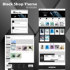 Black Shop Theme by nopCypher の画像