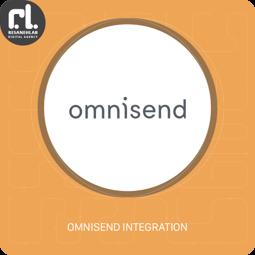 Изображение Omnisend integration