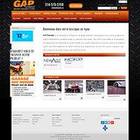 Gap Garage