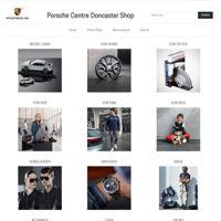 Porsche Shop Doncaster